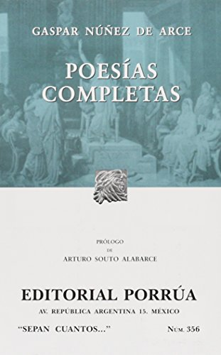 9789700758435: Poesías Completas (Sepan Cuantos, #356)