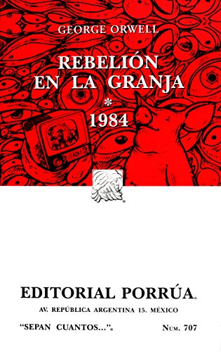 Imagen de archivo de Rebelión en la granja 1984 (Paperback) a la venta por The Book Depository