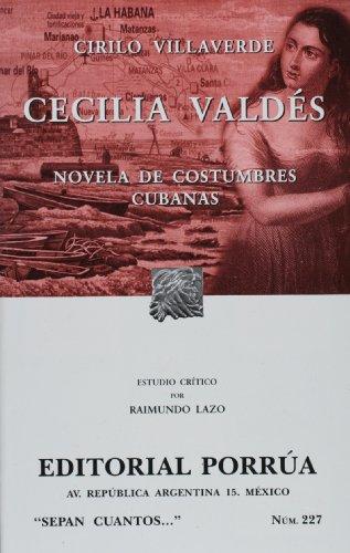 9789700759883: Cecilia Valdes (Spanish Edition)