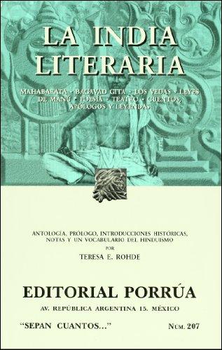 La india literaria (Sepan Cuantos # 207): Autores, Varios