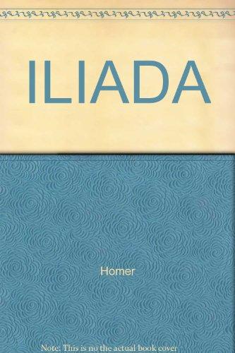 ILIADA: Homero