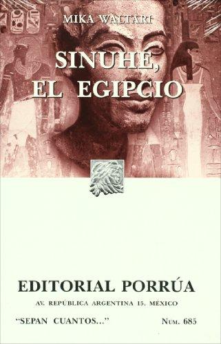 9789700762517: sinuhe el egipci