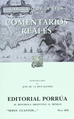 9789700762555: Comentarios reales (Spanish Edition)