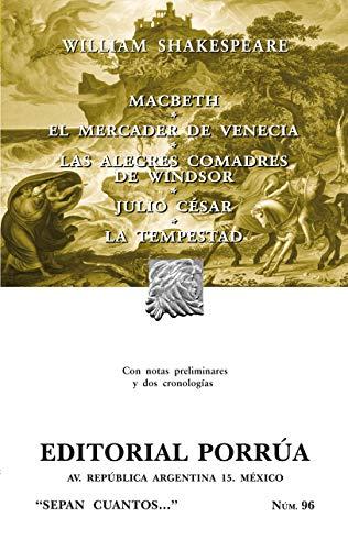 9789700762890: Macbeth (Sepan Cuantos/ Knowing Stories) (Spanish Edition)