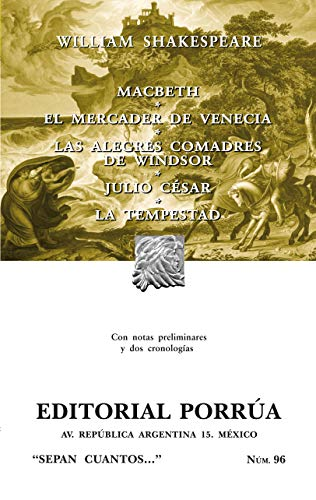 Macbeth (Sepan Cuantos/ Knowing Stories) (Spanish Edition): Shakespeare, William