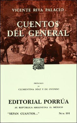 Cuentos del general (SC101) (Spanish Edition): Palacio, Vicente Riva