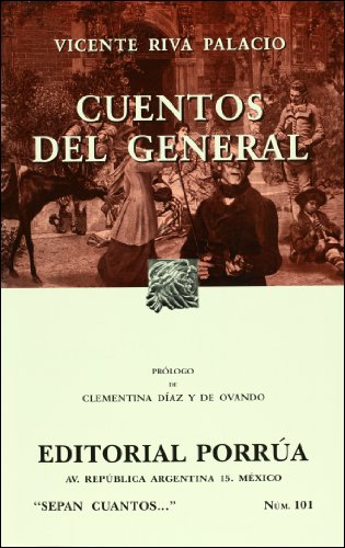 9789700763378: Cuentos del general (SC101) (Spanish Edition)