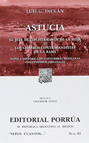 9789700764054: Astucia (Sepan Cuantos # 063) (Spanish Edition)