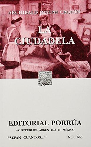 9789700764429: CIUDADELA, LA (SC663)