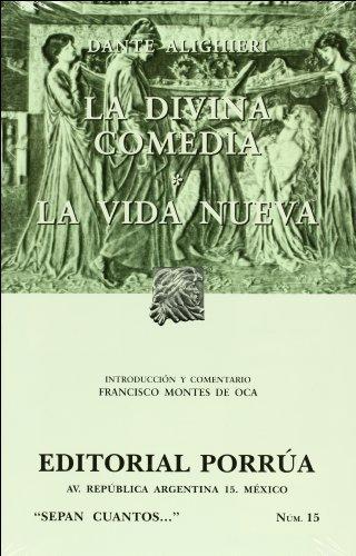 La divina comedia (Sepan Cuantos # 015): Dante Alighieri