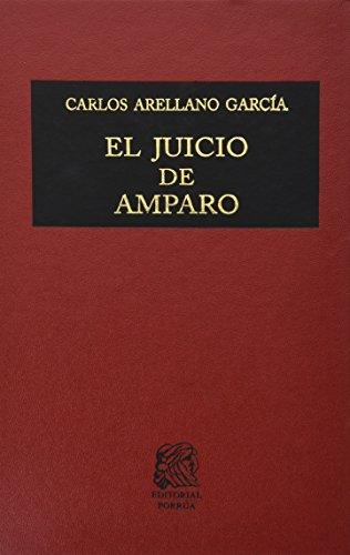 9789700765709: JUICIO DE AMPARO, EL