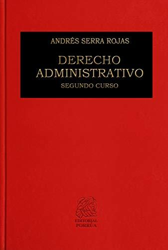 Andres Serra Rojas Derecho Administrativo Download