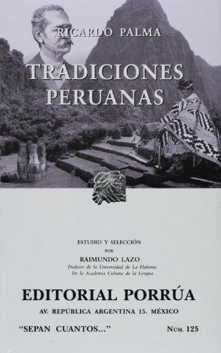 9789700766119: Tradiciones Peruanas/Peruvian Traditions (Sepan Cuantos/Know How Many)