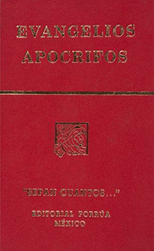 EVANGELIOS APOCRIFOS (SC602): AUTOR, SIN