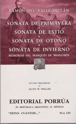 Sonata de primavera. Sonata de estio, Sonata: Ramon del Valle