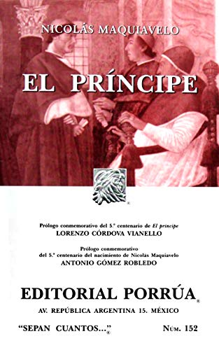 9789700771014: El Principe (Spanish Edition)