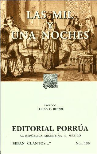 9789700771533: Las mil y una noches (Sepan Cuantos # 136) (Spanish Edition)