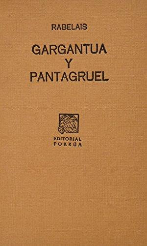 9789700772127: GARGANTUA Y PANTAGRUEL (SC360)
