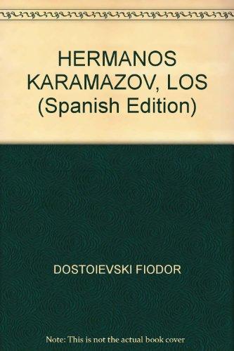 9789700772271: HERMANOS KARAMAZOV, LOS (Spanish Edition)