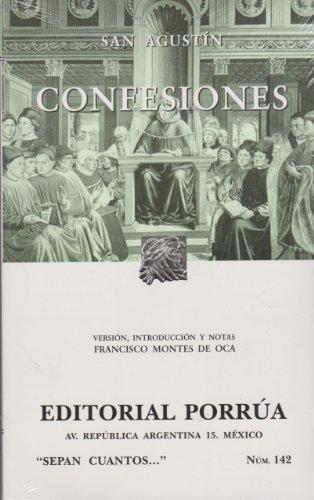 Confesiones (Spanish Edition): Agustin, San
