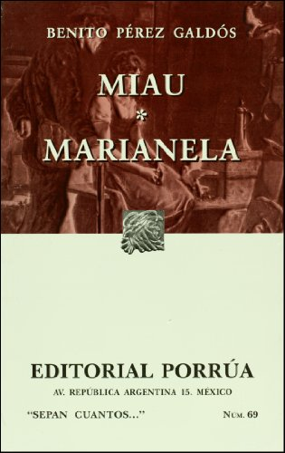 9789700773285: Miau (Sepan Cuantos # 069) (Spanish Edition)