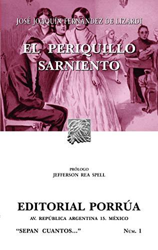 9789700773292: El Periquillo Sarniento (Spanish Edition)