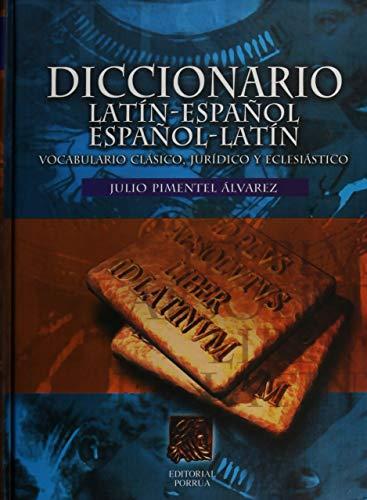 9789700773629: Diccionario Latin Español Español Latin (Spanish Edition)
