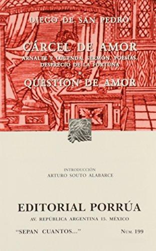 9789700774442: CARCEL DE AMOR (SC199)
