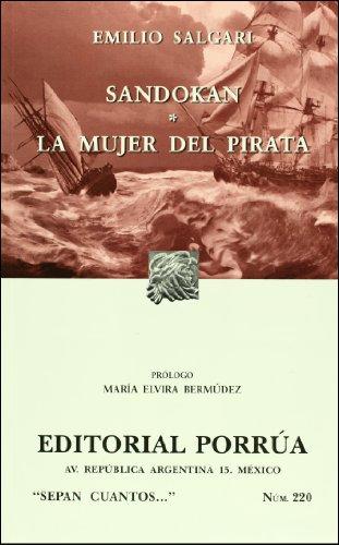 9789700774824: Sandokan (Sepan Cuantos # 220) (Spanish Edition)