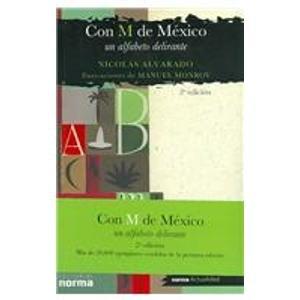 9789700913520: Con M de Mexico (Spanish Edition)