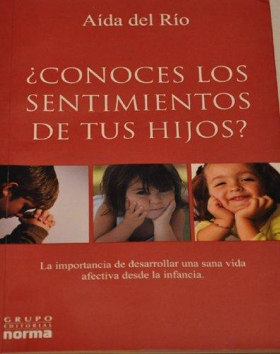 Conoces Los Sentimientos De Tus Hijos?: Aida del Rio