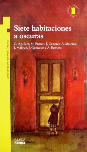 9789700918518: Siete habitaciones a oscuras/Seven Rooms in the Dark (Torre de papel: Amarilla/Paper Tower: Yellow)