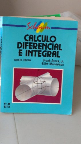 9789701000502: Calculo Diferencial E Integral (Spanish Edition)