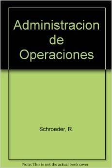 9789701000885: Administracion de Operaciones