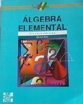Algebra Elemental (Spanish Edition): Barnett Rich