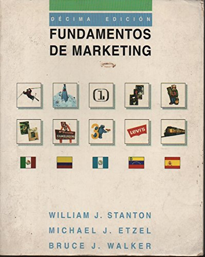Fundamentos de Marketing (Spanish Edition): Etzel, Michael J.;
