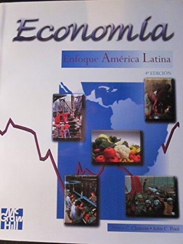 Economia Enfoque America Latina: Clement, Norris C.; Pool, John Charles