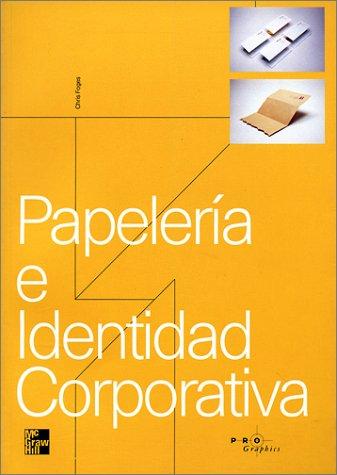 9789701024362: Papeleria E Identidad Corporativa Pro.Graphics