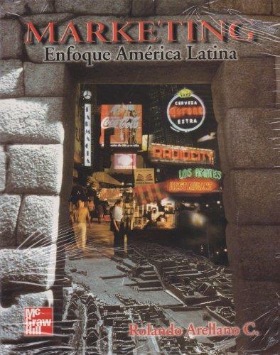 Marketing - Enfoque America Latina (Spanish Edition): Arellano Cueva, Rolando