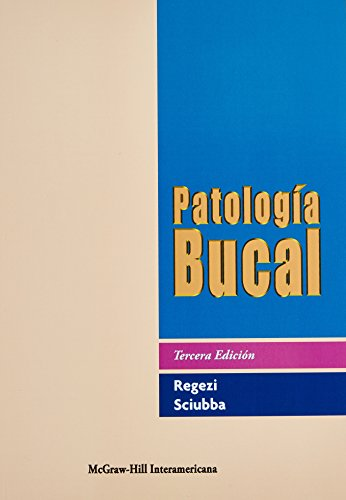 libro de patologia bucal de regezi