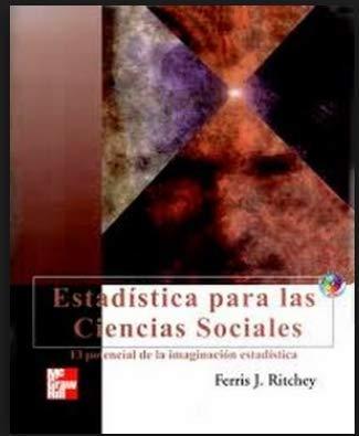9789701031414: Estadisticas Para Las Ciencias Sociales (Spanish Edition)