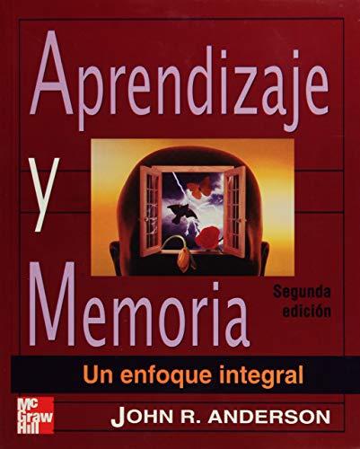 9789701034163: Aprendizaje y Memoria - 2b: Edicion (Spanish Edition)