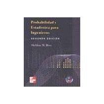 9789701034569: Probabilidad y Estadistica Para Ingenieros - 2b: Edicion (Spanish Edition)