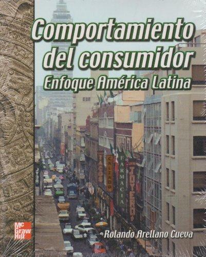 9789701035276: Comportamiento del consumidor: enfoque América latina