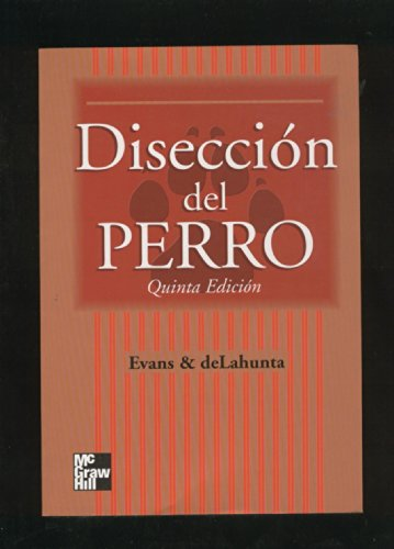 9789701035337: DISECCION DEL PERRO 5ºMILLER