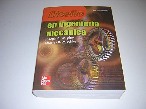 9789701036464: Diseño en ingenieria mecanica