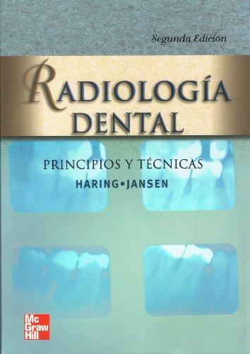 9789701037546: Radiologia Dental, Principios Y Tecnicas