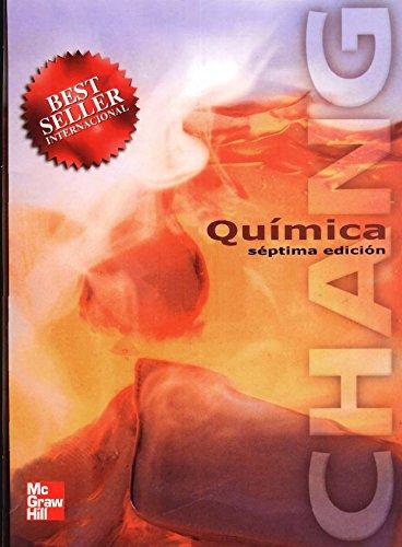 9789701038949: Quimica 7b0 Edicion (Spanish Edition)