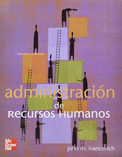9789701045978: Administracion De Recursos Humanos 9'Ed.