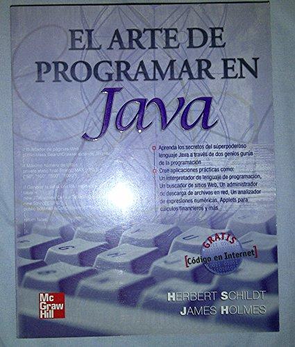 9789701045985: ARTE DE PROGRAMAR JAVA